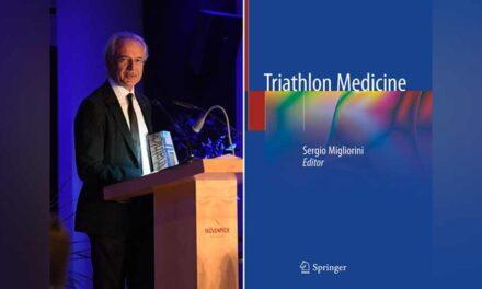 """""""Triathlon Medicine"""" è il nuovo libro del dottor Sergio Migliorini"""