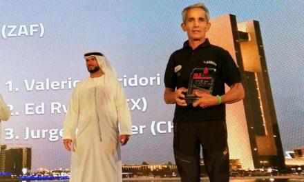 """Valerio Curridori: """"Il mio nuovo p.b. all'Ironman 70.3 Bahrain? Merito (anche) di mia figlia Elisabetta e della pensione"""