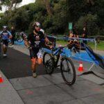 Oriana Quattrocchi e Leandro Rotondi dominano il Duathlon Sprint Mtb Castel Fusano 2019.