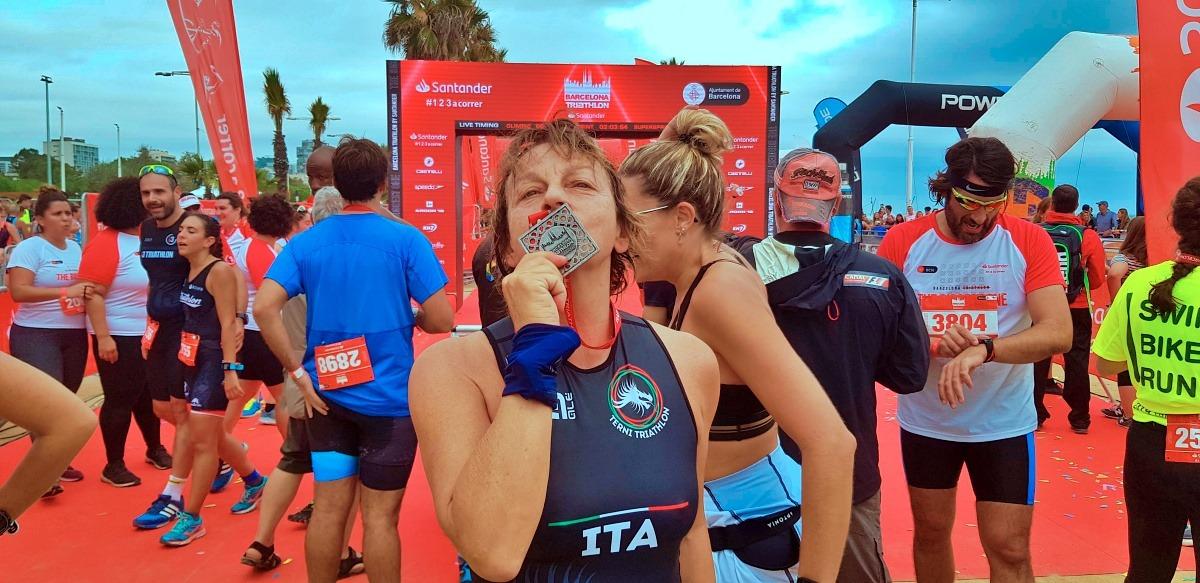 TRIrace 9 e 10 ottobre 2021 – Tricolori a Riccione, Coppa Europa a Barcellona, Ironman 70.3 Lanzarote…