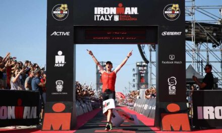 Ironman diventa Supersapiens e prolunga le nozze con Cervia fino al 2025