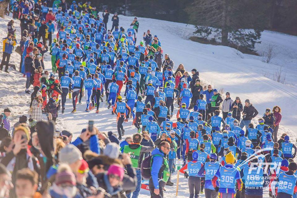 L'ITU al lavoro sul winter triathlon