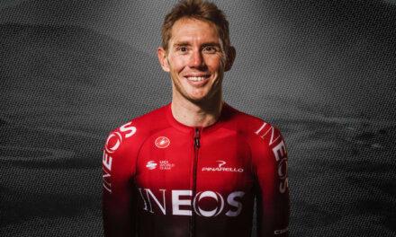 L'ironman Cameron Wurf torna ciclista PRO con il Team Ineos!