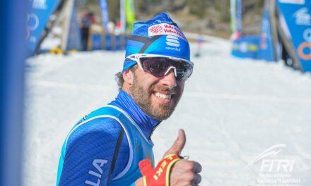Campionati Italiani Winter Triathlon divisi: squadre a Cogne, individuali ad Asiago