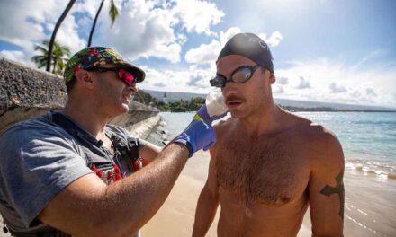 Lionel Sanders: ossessione Hawaii. Vola a Kona, effettua dei test e pubblica i risultati (VIDEO)