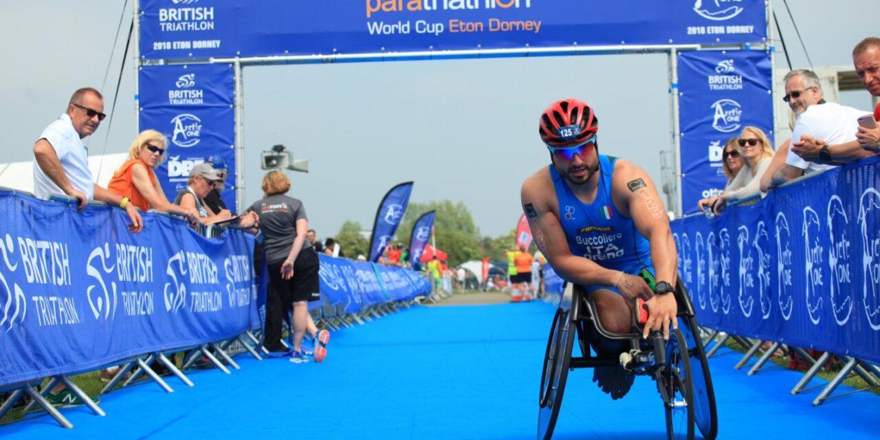 Anche Pier Alberto Buccoliero va alle Paralimpiadi di Tokyo!