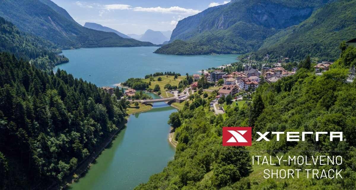 L'XTERRA Italy diventa short track a Molveno