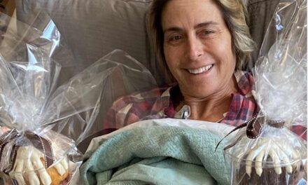 Siri Lindley e la sua gara contro la leucemia: il 21 febbraio inizia la rinascita