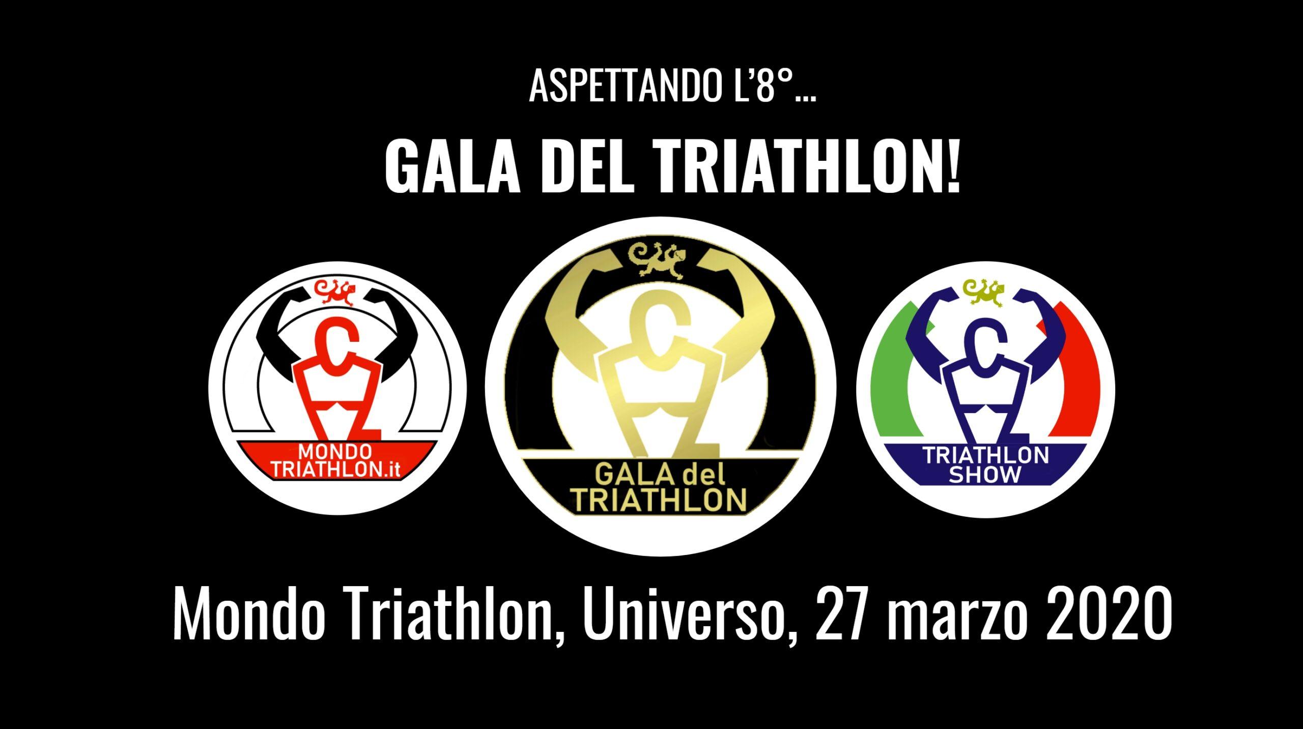 Aspettando il Gala del Triathlon 2020