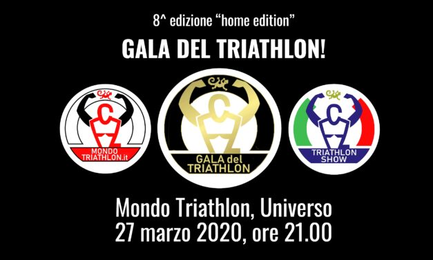 Gala del Triathlon 2020: perché ci resterà nel cuore (VIDEO)
