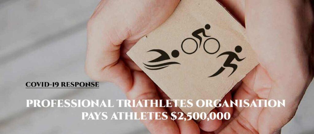 PTO dà 2.500.000 dollari ai primi 100 triatleti, donne e uomini