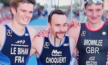 Lisa Perterer e Benjamin Choquert campioni europei di duathlon. Brownlee è bronzo