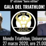 Il Gala del Triathlon 2020 in pillole con Massimo Ambrosini e Antonio Rossi (VIDEO)