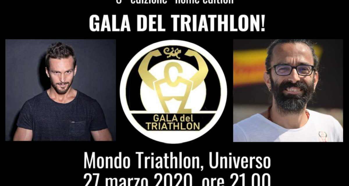 Il Gala del Triathlon 2020 in pillole: l'apertura con Dino Lanaro e Dario Daddo Nardone (VIDEO)