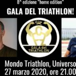 Il Gala del Triathlon 2020 in pillole con Linus e Dario Marini (VIDEO)