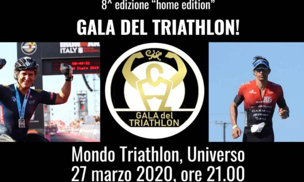 Il Gala del Triathlon 2020 in pillole con Alex Zanardi e Daniel Fontana (VIDEO)