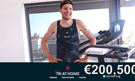 Re Jan Frodeno al terzo posto tra gli sportivi tedeschi 2020