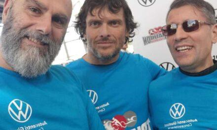 """Luca Aiello: """"Il mio sogno? Correre l'Ironman Italy"""""""