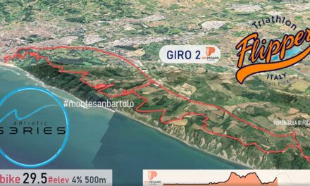 Domenica tutti al Virtual Tri Pesaro!