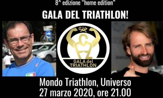 Il Gala del Triathlon 2020 in pillole con Davide Cassani e Massimiliano Rosolino (VIDEO)