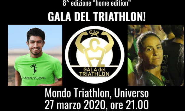 Il Gala del Triathlon 2020 in pillole con Daniele Vecchioni e Laura Pederzoli (VIDEO)