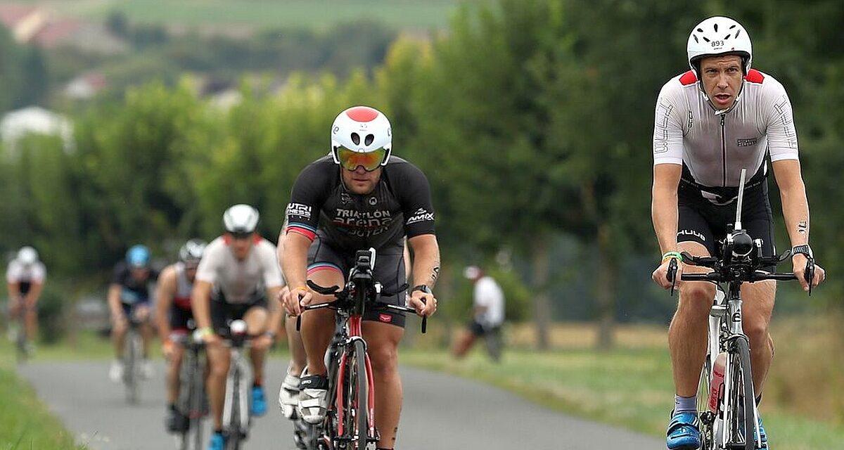Annullato Ironman Vichy