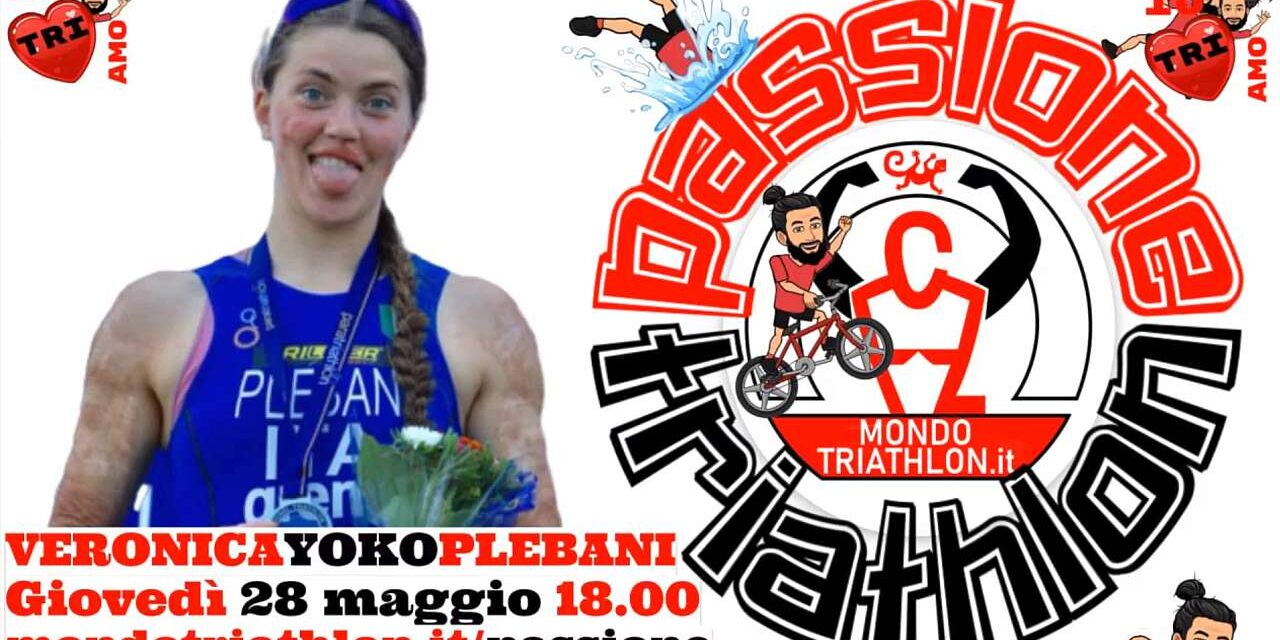 Veronica Yoko Plebani – Passione Triathlon n° 30