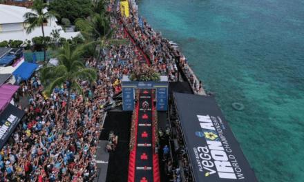 Si celebra il Mondiale Ironman Hawaii 2020 con l'Ironman VR Kona
