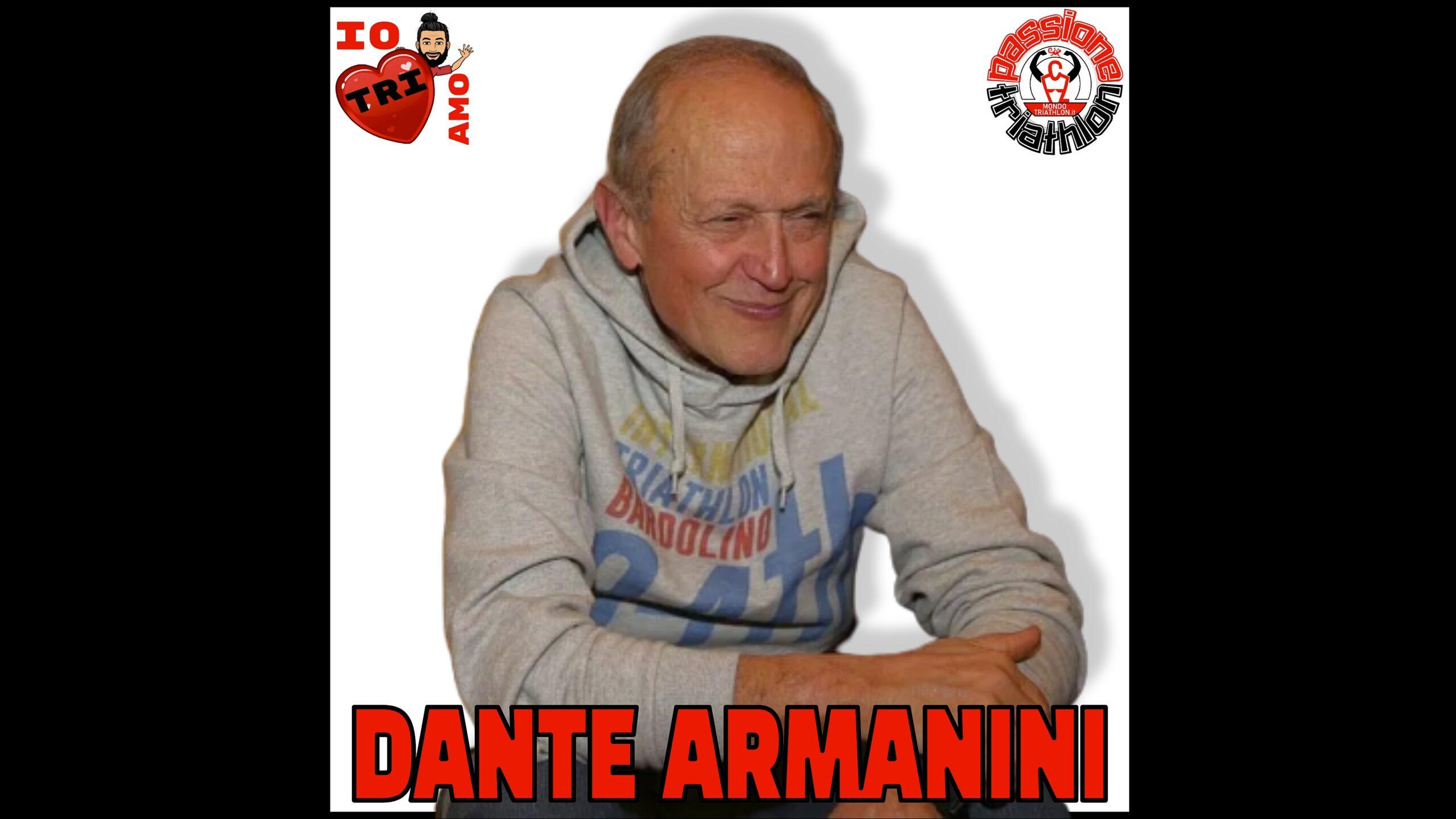 Passione Triathlon Dante Armanini