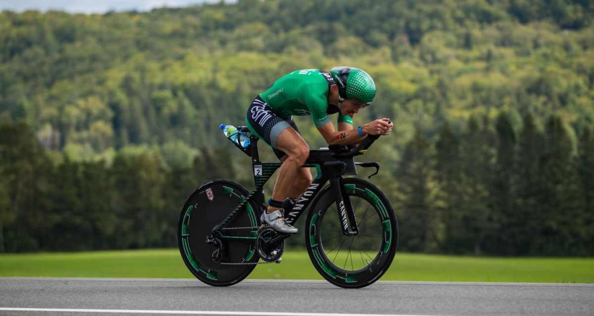 """Lionel Sanders: """"Sono nato per fare triathlon"""""""