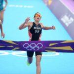 I cinque arrivi più esaltanti del triathlon alle Olimpiadi