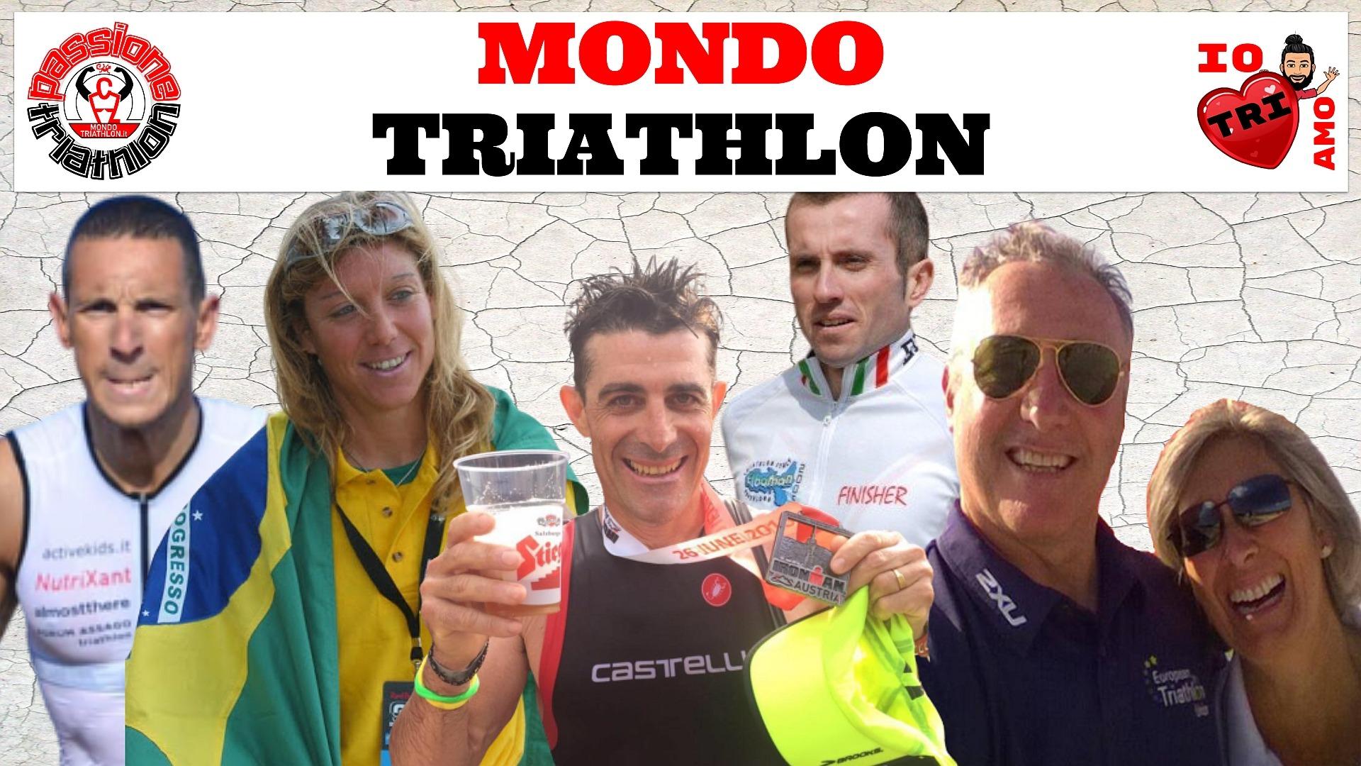 Passione Triathlon Wall Settimana 8-12 giugno 2020