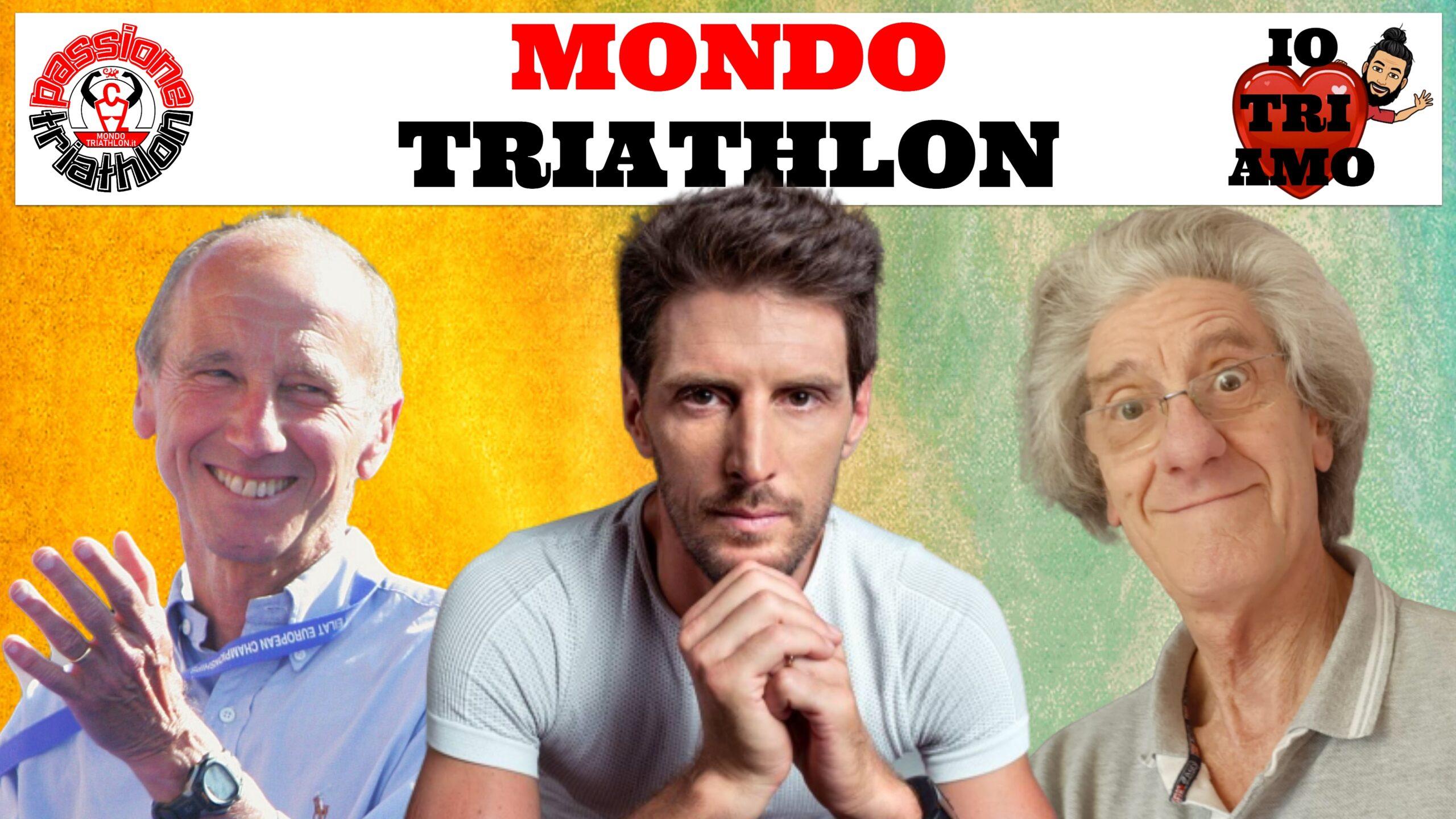 Passione Triathlon 🏊🚴🏃💗, la copertina con i protagonisti dal 29 giugno al 3 luglio 2020