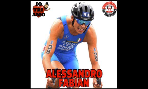 Alessandro Fabian – Passione Triathlon n° 57