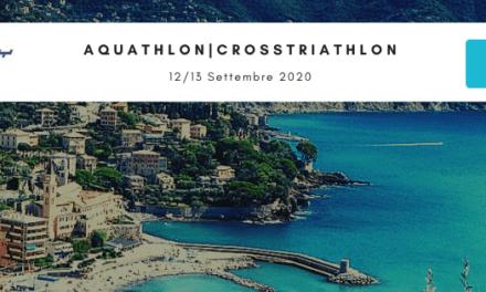 Recco, gli Italiani di cross triathlon e aquathlon a settembre