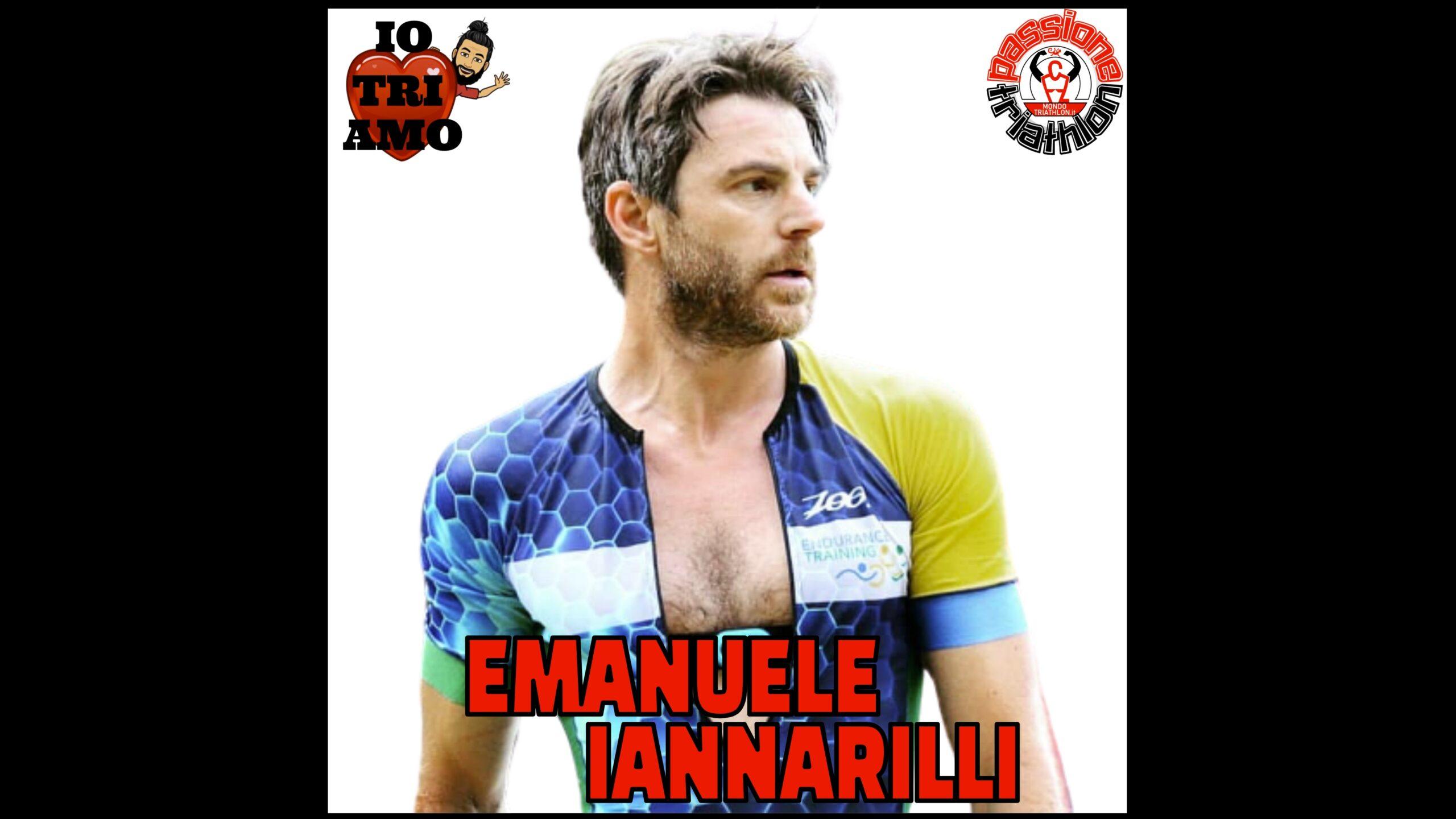 Passione Triathlon Emanuele Iannarilli