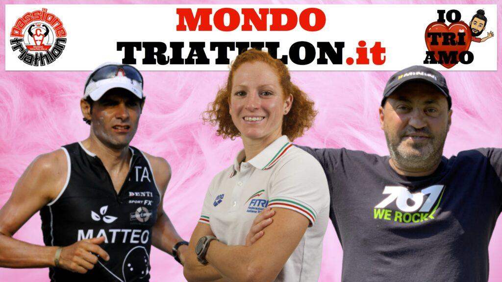 Passione Triathlon, la copertina con i protagonisti dal 6 al 10 luglio 2020