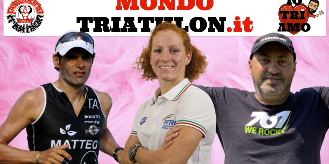 Passione Triathlon   I protagonisti dal 6 al 10 luglio 2020