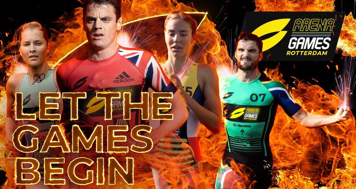 Arriva la Super League Triathlon Arena Games!