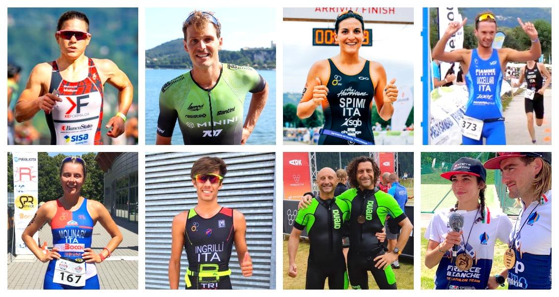 Tutti i protagonisti del Triathlon Day