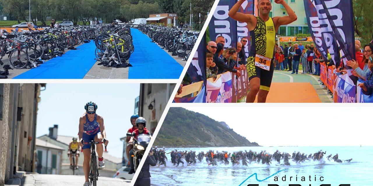 Flipper Triathlon riparte con il Triathlon Olimpico Alba Adriatica