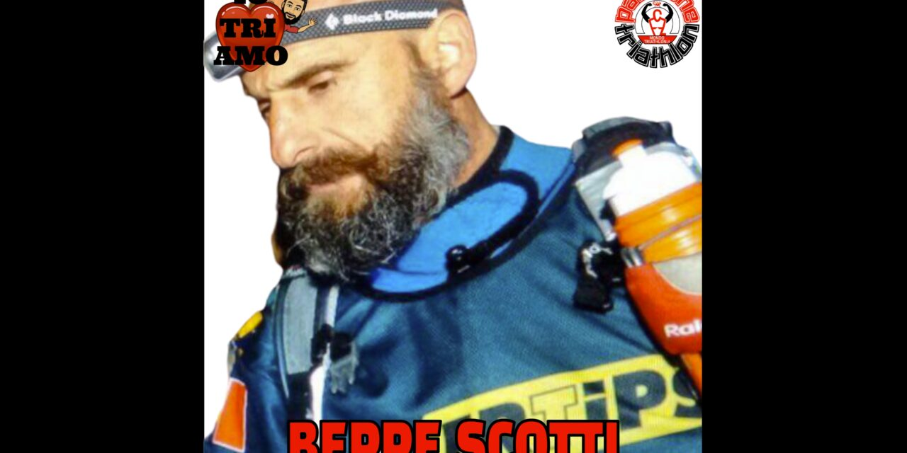 Beppe Scotti – Passione Triathlon n° 69