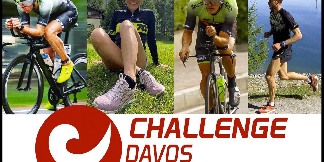 I protagonisti dei triathlon del 29 e 30 agosto 2020