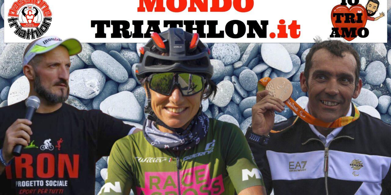 Passione Triathlon Protagonisti 24-28 agosto 2020