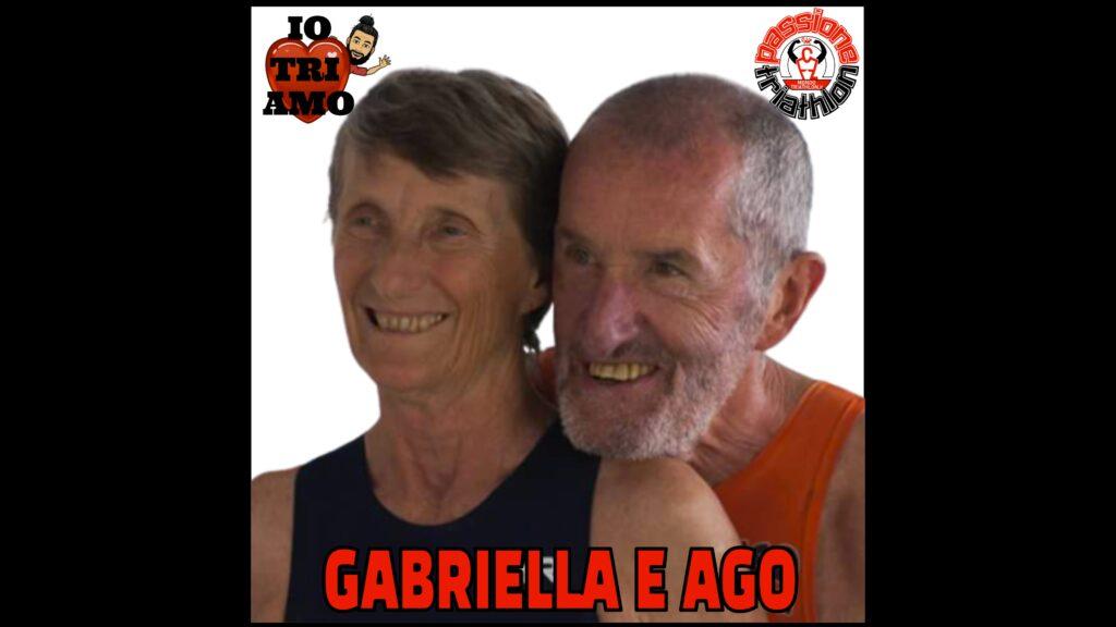 Passione Triathlon Gabriella Bois e Agostino Ramella