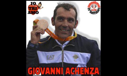 Passione Triathlon Giovanni Achenza puntata 65