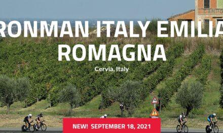 Ora è ufficiale: rinviato al 2021 l'Ironman Italy Emilia Romagna