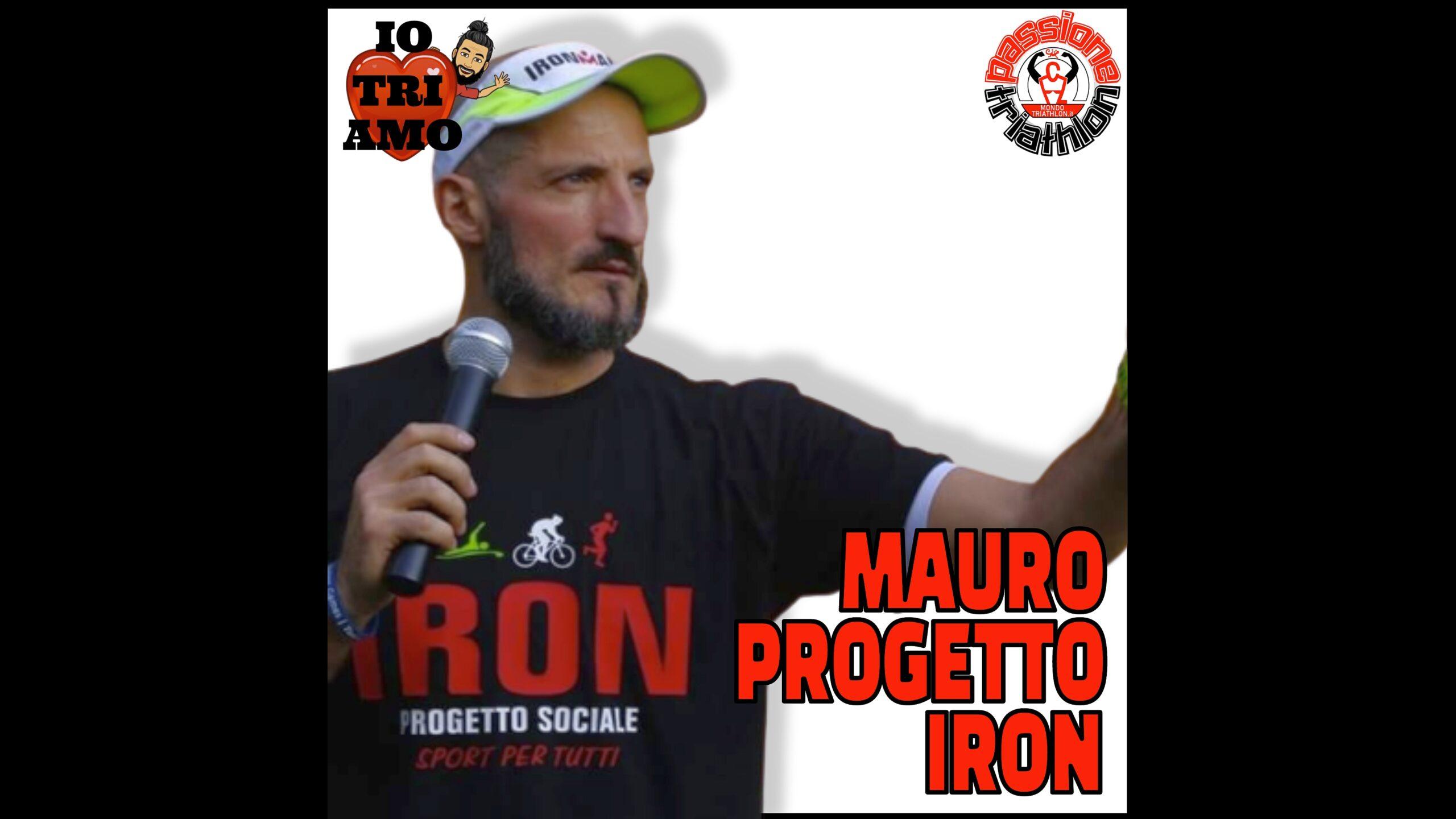 Passione Triathlon Mauro Progetto Iron