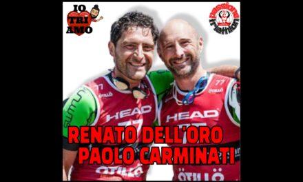 Renato Dell'Oro Paolo Carminati – Passione Triathlon n° 62