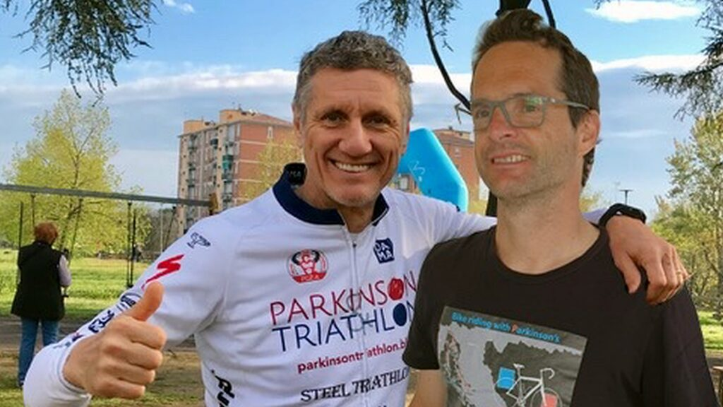 Stefano Ghidotti e Simone Masotti